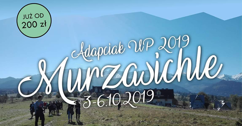 Adapciak UP 2019