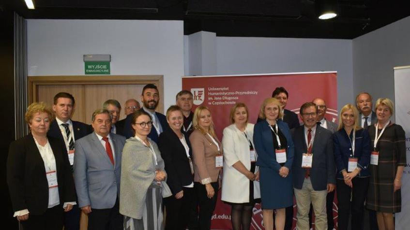 Konferencja Rektorów Uczelni Pedagogicznych wCzęstochowie